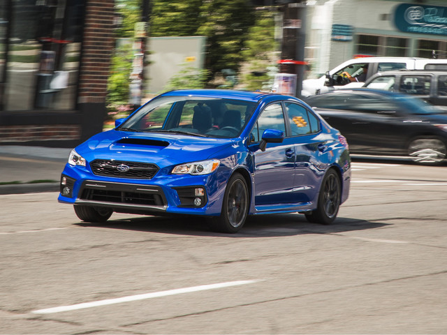 2018 Subaru WRX, Tested in Depth: Excellent Performance, Middling Manners