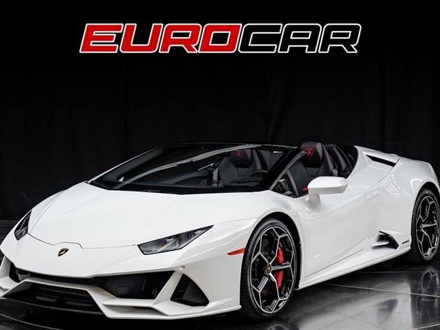 2020 Lamborghini Huracan--Evo LP 640-4 Spyder
