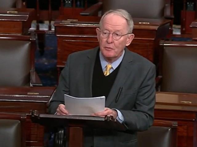 Sen. Lamar Alexander warns of GOP revolt in the Senate against Trump's emergency declaration