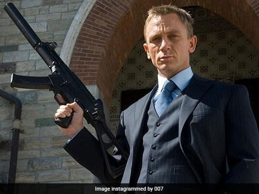 James Bond: Title, Release Date Of Craig's Sign Off Film As 007 Revealed