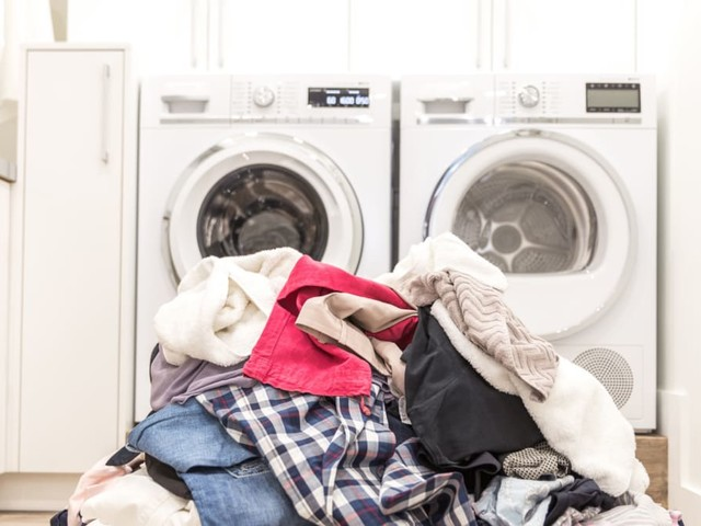 6 household items you can use when you run out of laundry detergent