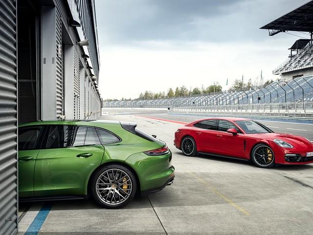 This Just In: Porsche Reveals Panamera GTS Variants