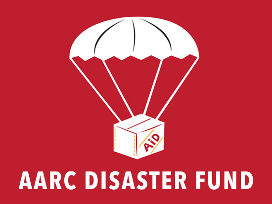 AARC Activates Disaster Relief Fund for Members Affected by Severe Weather