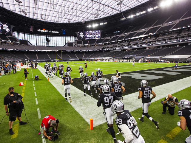 Raiders get additional prime-time home game
