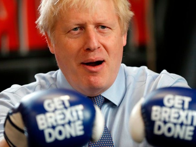 Study finds broadcast coverage of the UK election has aligned 'most closely' with Boris Johnson's agenda