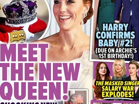 Queen Elizabeth Handing Kate Middleton The Throne?
