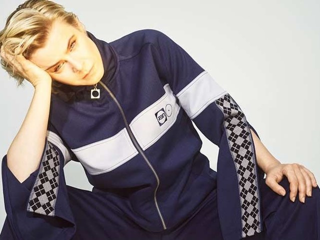 Björn Borg launches collection with Robyn