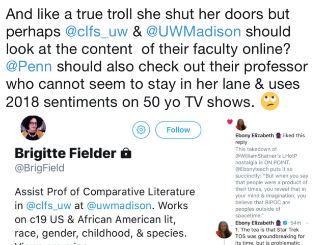 William Shatner unleashes on academics on Twitter after he criticizes librarians over renaming award named after Laura Ingalls Wilder