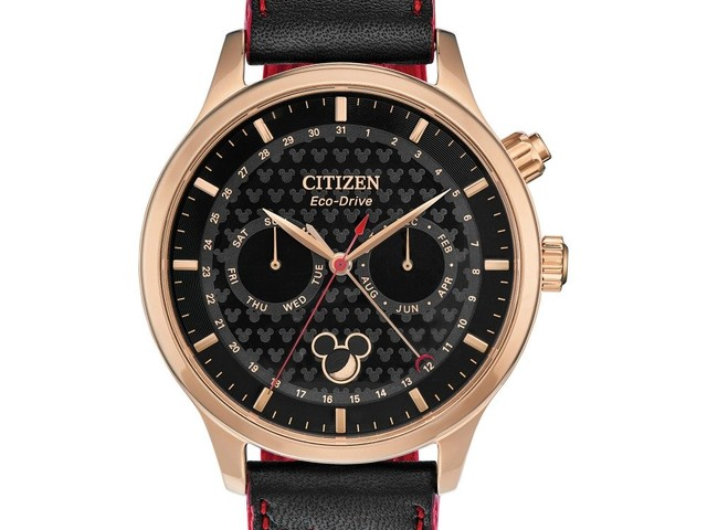 New Mickey & Minnie Timepieces Unveiled from the Disney and Citizen Watch Collection