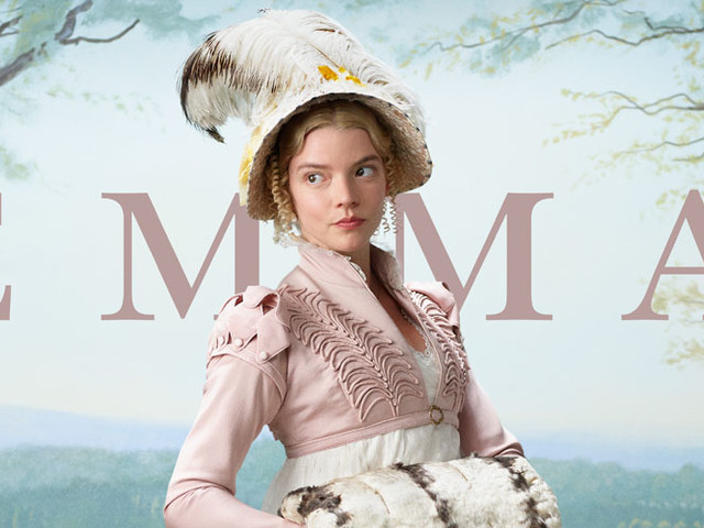 Anya Taylor-Joy & Mia Goth Were Both Part of 'EMMA.'s Original Pitch