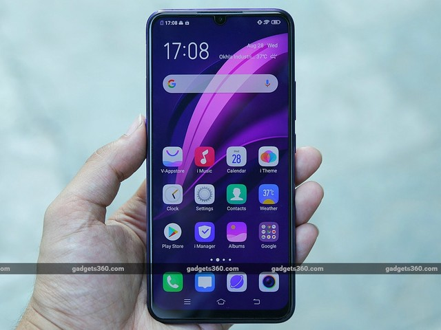 Vivo Z1 Pro, Vivo U10, Vivo Y15, Vivo Y12 Get Discounts, Offers in India