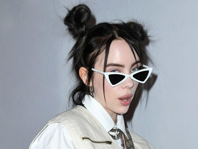 Billie Eilish's Technicolor Hair Evolution Deserves Its Own Award