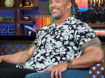 The Rock Is Totally NOT Interested In Hashing Things Out With Tyrese After Fall Out