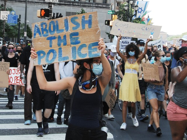 A New Video Of Police Kneeing A Man's Neck Has Protestors Demanding Justice