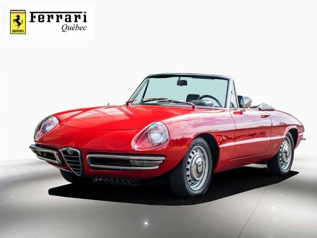 1967 Alfa-Romeo Spider Duetto