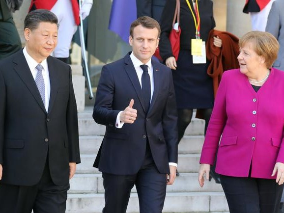 """Moral Vacuum"" Exposed - European Leaders Cower In The Face Of China"