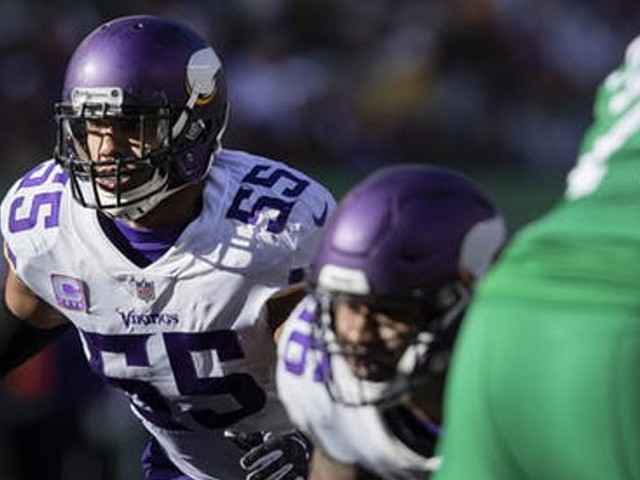 2018 Vikings grades, linebackers: Anthony Barr's contract season leaves you wanting more