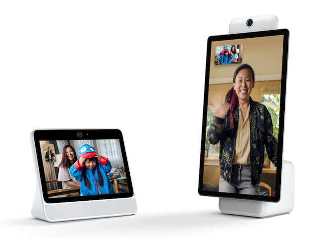 Facebook Debuts Video Conferencing Device 'Portal' Starting at $200