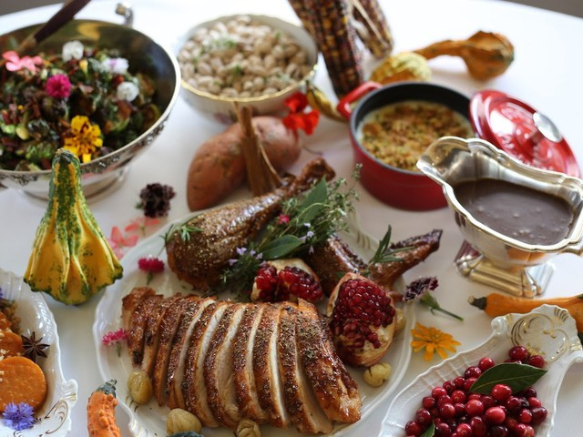 Great Restaurants for Thanksgiving Takeout and Delivery Around DC