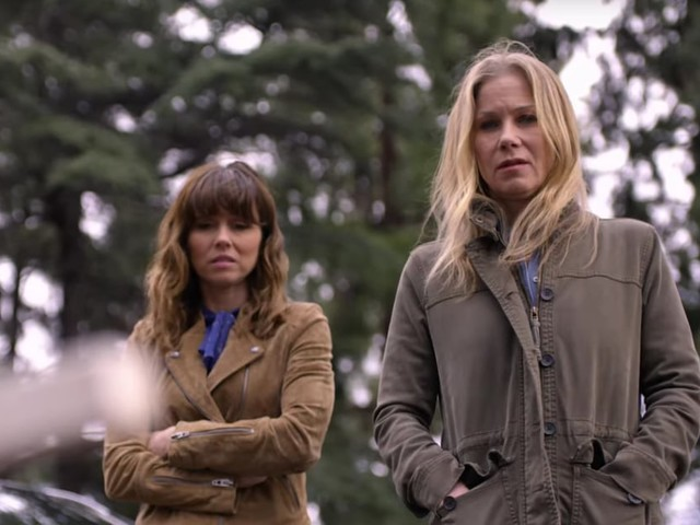Christina Applegate and Linda Cardellini Bond Over Death in Netflix's New Dark Comedy