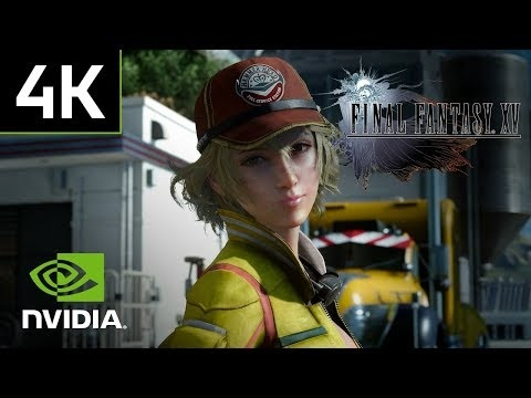 Final Fantasy 15 PC release finally announced – watch the 4K trailer here