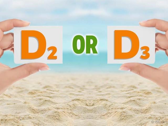 Vitamin D3 Versus D2