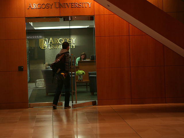 Graduate and professional students at now-closed Argosy University campuses struggle to find new education options
