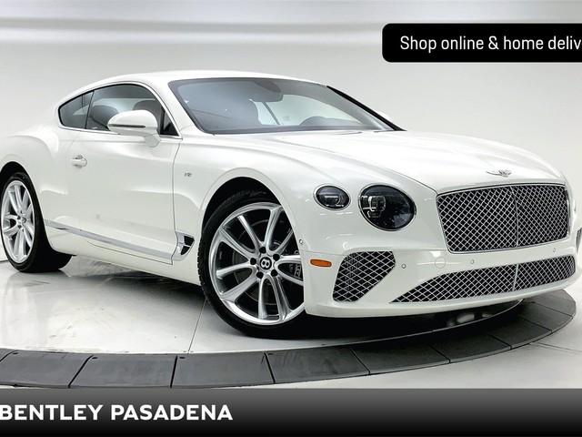 2021 Bentley Continental--GT V8