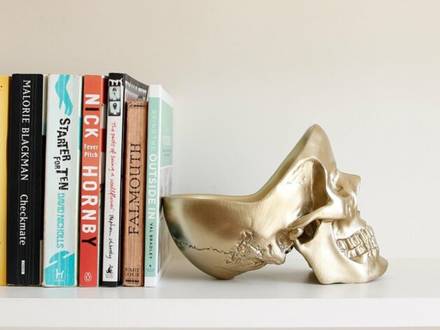 You'll Want To Keep These Skull Decor Pieces Around All Year Long