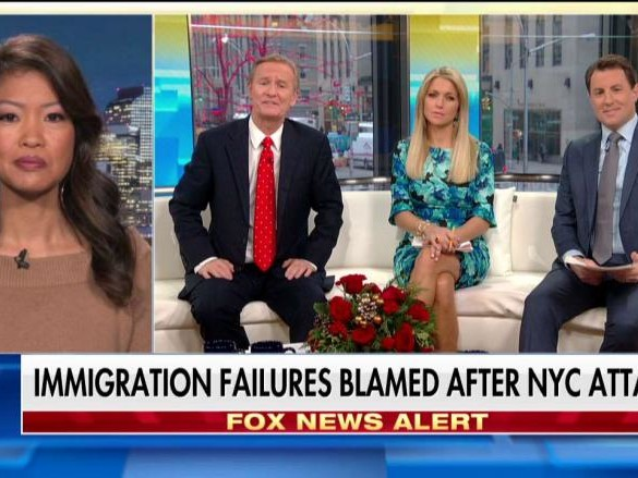Michelle Malkin on NYC Terror Attack: Visa Lottery Program, Chain Migration Endanger Americans