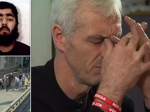 Reformed prisoner John Crilly says he was prepared to die in London Bridge attack with Usman Khan