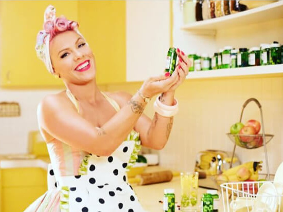 """Pink Breaks The Rules In Her """"Beautiful Trauma"""" Music Video"""