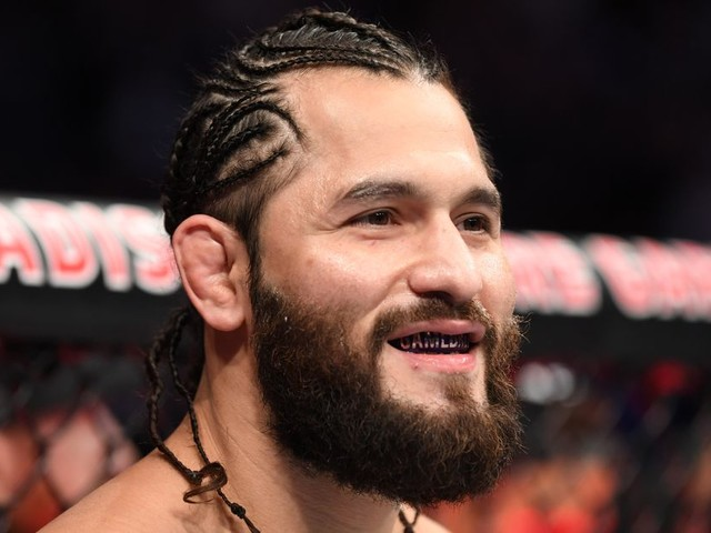 Masvidal takes on commentary role for Ortiz-'El Patron' card