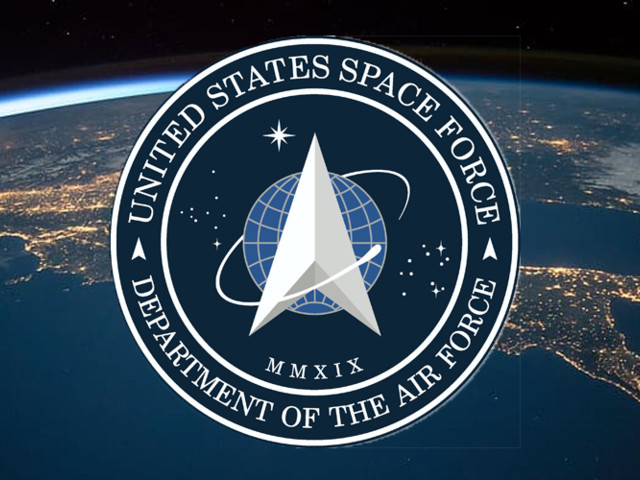 Did the Space Force logo rip off Star Trek?