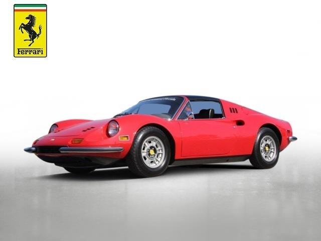 1974 Ferrari Dino--246--GTS