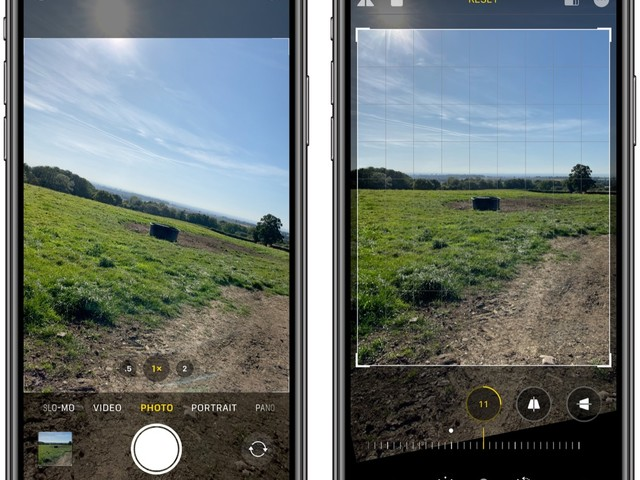 How to Improve Photo and Video Composition Without Cropping on iPhone 11 and iPhone 11 Pro
