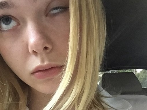 'Back to early wake-ups!' Elle Fanning rolls her eyes as she heads to high school after spring break