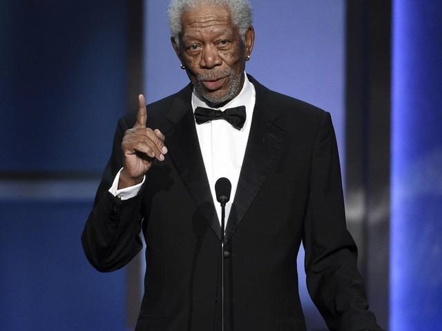 Morgan Freeman, professor donate $1 million for police training center