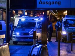 German official condemns violence at Kurdish protest rallies