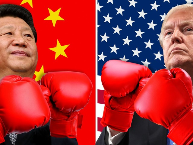Trump threatens seismic shift in trade war with China, suggesting new tariffs on $325 billion worth of Chinese goods
