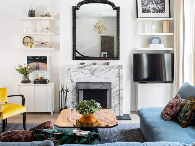 Inside A Marc Jacobs VP's Stylish Brooklyn Apartment