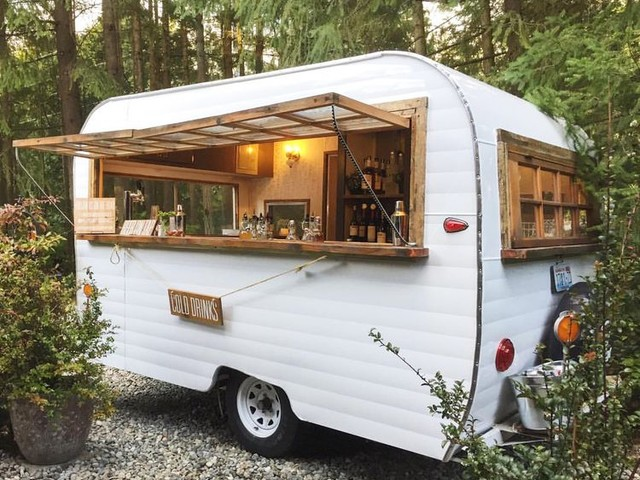 Barbershops, Bars, and Other Businesses on Wheels You Have to See