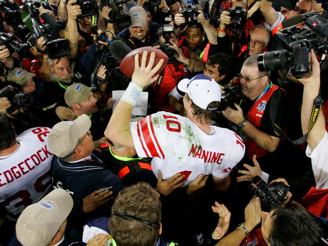 Eli Manning Won Two Super Bowls. Is That Enough for Canton?