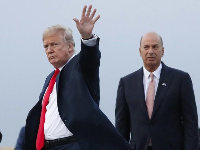 Ambassador to Testify 'No Quid Pro Quo' Assurance Was Trump's, Not His