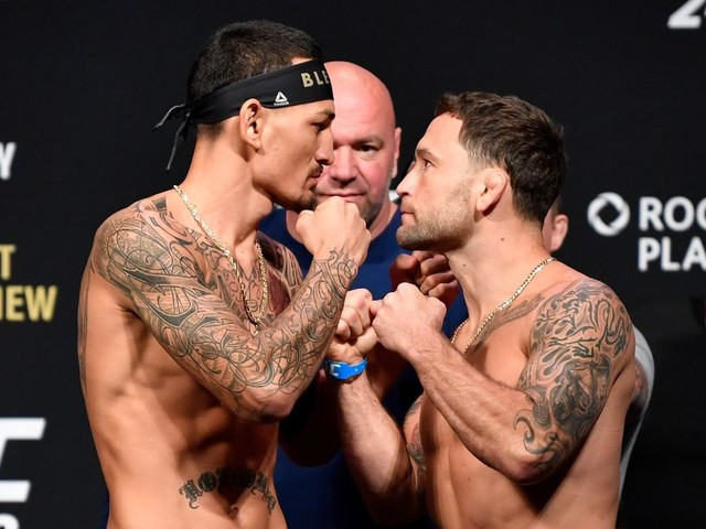 Coach says 'No. 1 most dangerous guy' Holloway is Edgar's toughest opponent to date