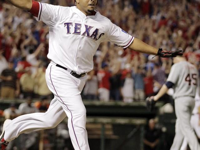 Twins DH Nelson Cruz has fond memories of Rangers ballpark