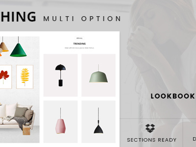 Anything - Drag & Drop Shopify Theme (Shopify)