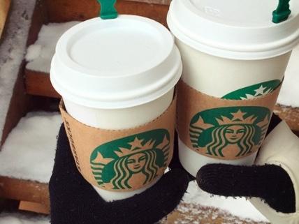 Starbucks: Buy One, Get One Free Handcrafted Beverage