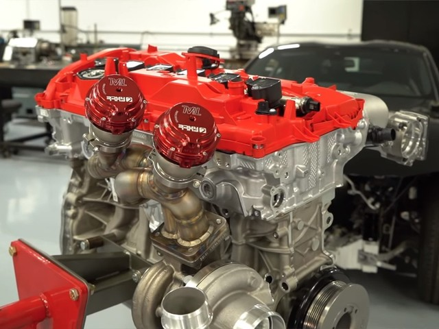 Here's How You Get 1,000 Horsepower Out of a 2020 Toyota Supra's B58 BMW Engine