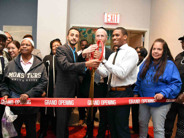 Ribbon cut on new adult daycare in Brownsville